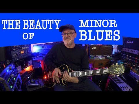 The Beauty of Minor Blues | Tim Pierce | Learn To Play | Guitar Lesson