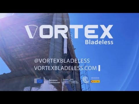 Join the Wind Power revolution with Vortex Bladeless 💪 (2018)