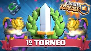 1? TORNEO EPICO con SUSCRIPTORES en CLASH ROYALE