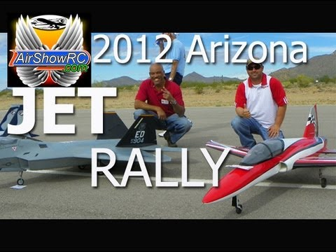 2012 Arizona Jet Rally Mesa Arizona
