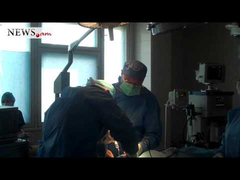 Cochlear Implantation Of A 10-month-old In Yerevan