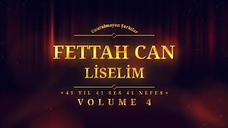 Fettah Can - Liselim - (Official Audio)