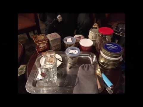 DINER PARISIEN FORUM FUMEURS DE PIPE DU 2 NOVEMBRE 2015
