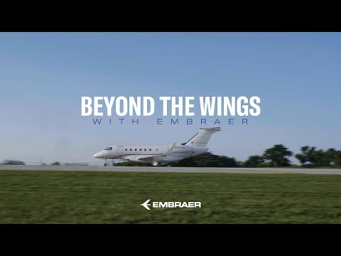 Beyond the Wings 05: Praetor 600 Cabin Pressure