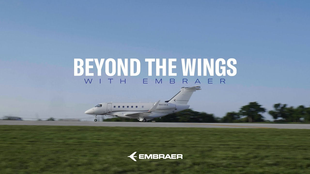 Beyond the Wings 05: Praetor 600 Cabin Pressure