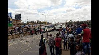 DEADLY ACCIDENT CLAIMS 17 LIVES AT GITHURAI 45.