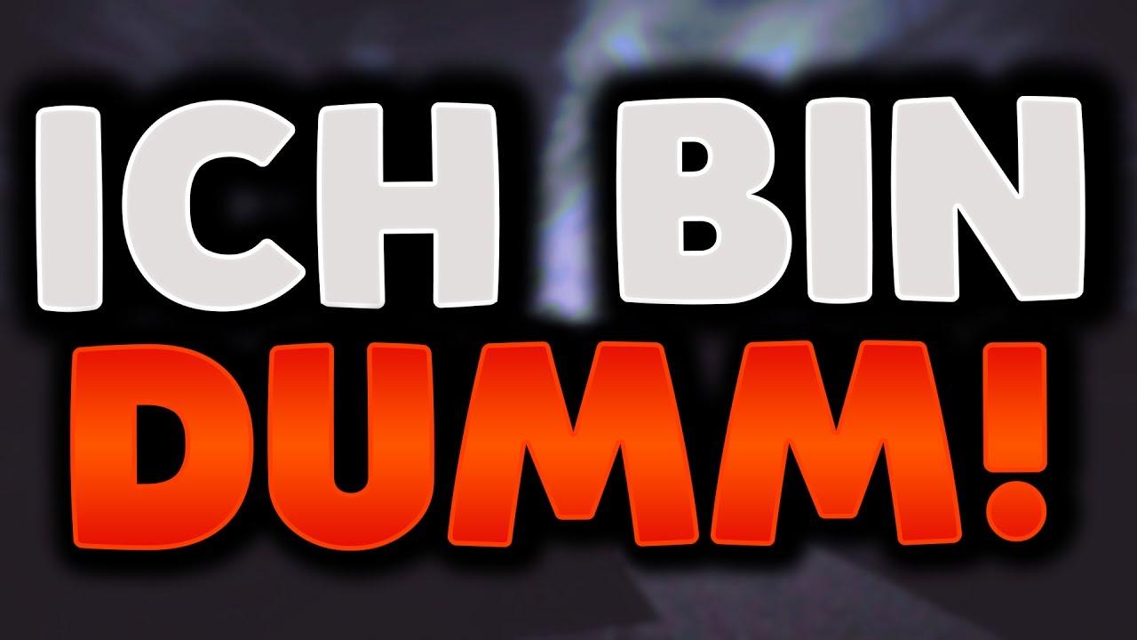 ICH BIN SO DUMM! - Minecraft BedWars 4x4 - YouTube