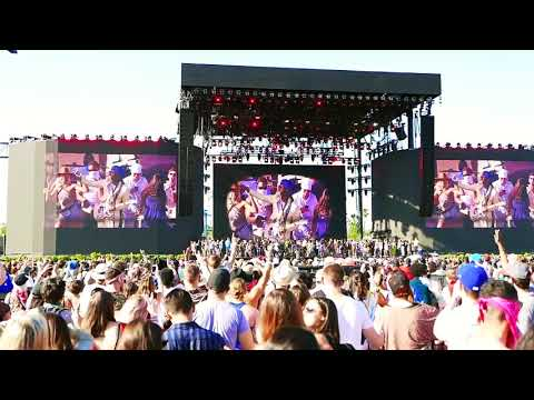 Nile Rodgers & CHIC LIVE - Good Times - Coachella 2018