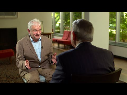 Conversations in Science with Dan Rather and Paul Nurse: Climate Change