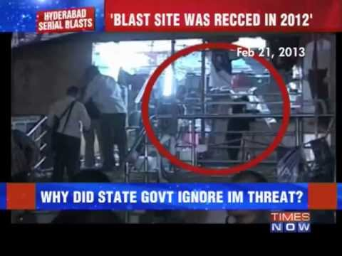 Hyderabad Blasts: Was Indian Mujahideen threat ignored?