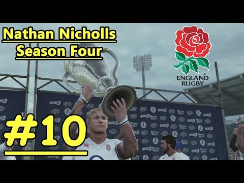 Be A Pro - Nathan Nicholls Season 4 #10 - Rugby Challenge 3
