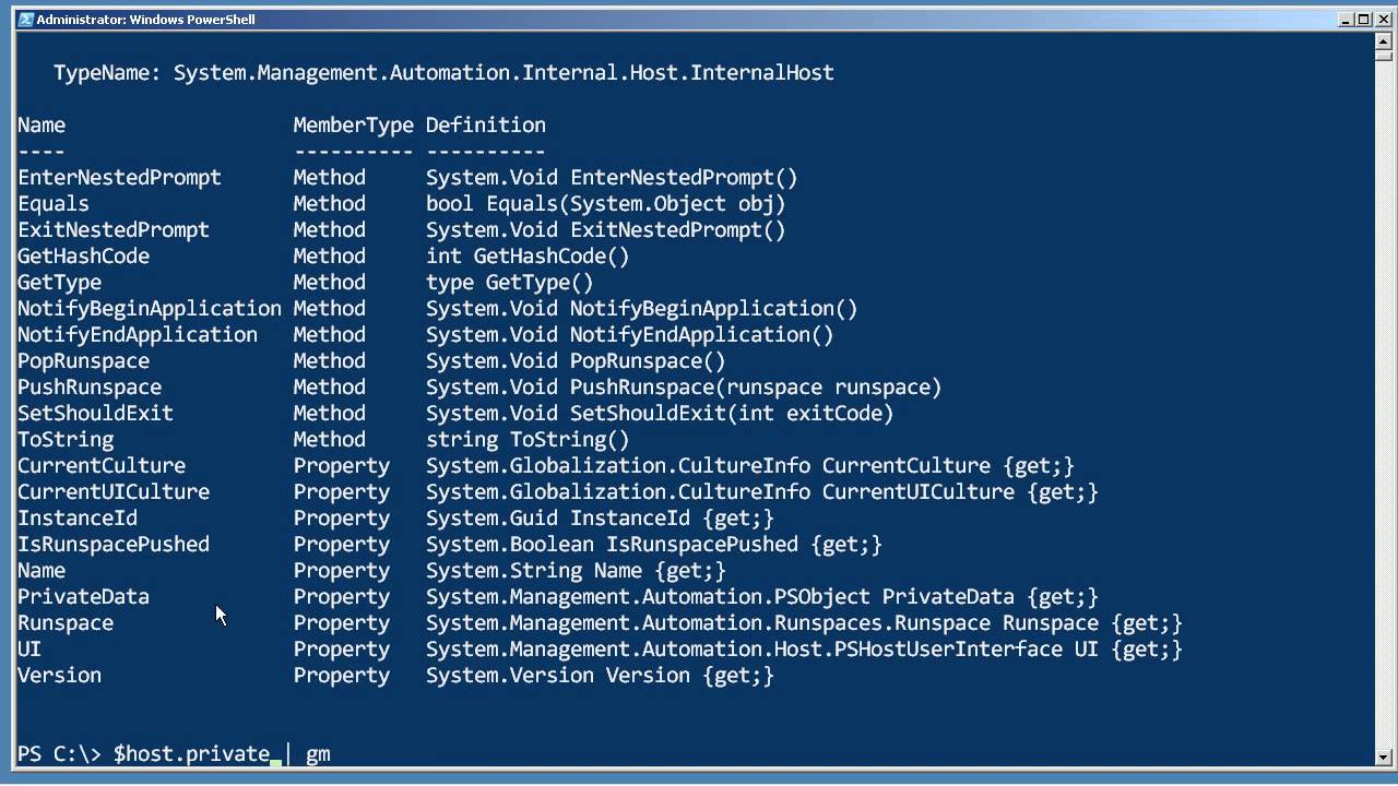 learn windows powershell in a month of lunches pdf