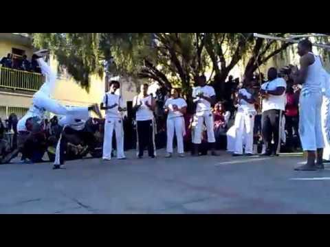 Angolan Traditional Attire & Capoeira