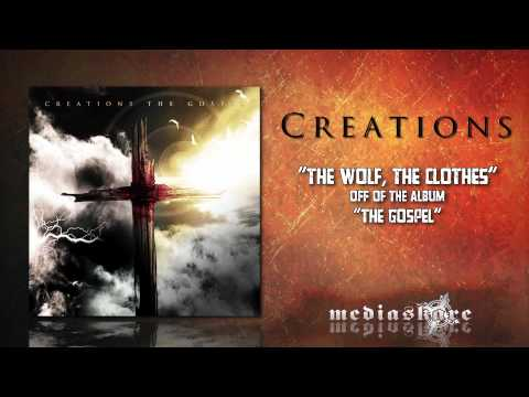 """Creations """"The Wolf, The Clothes"""""""