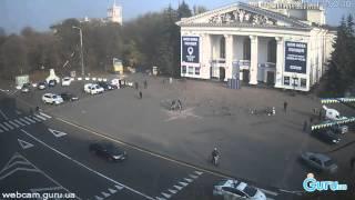 Первый день набора в полицию Мариуполя за 2 минуты(Вебкамеры Украины http://webcam.guru.ua/ Новости Мариуполя: http://news.guru.ua/city/mariupol/ http://vk.com/mrplnews., 2015-11-05T20:21:44.000Z)