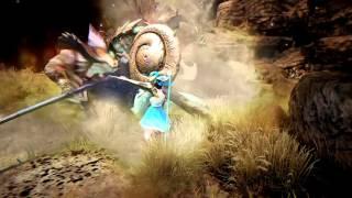 검은사막 금수랑 각성무기 전투 영상