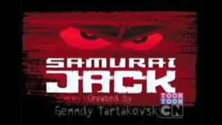 Samurai Jack - Intro (Romanian)