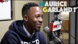 maurice garland talks the art behind the tape atl rise and more with b high