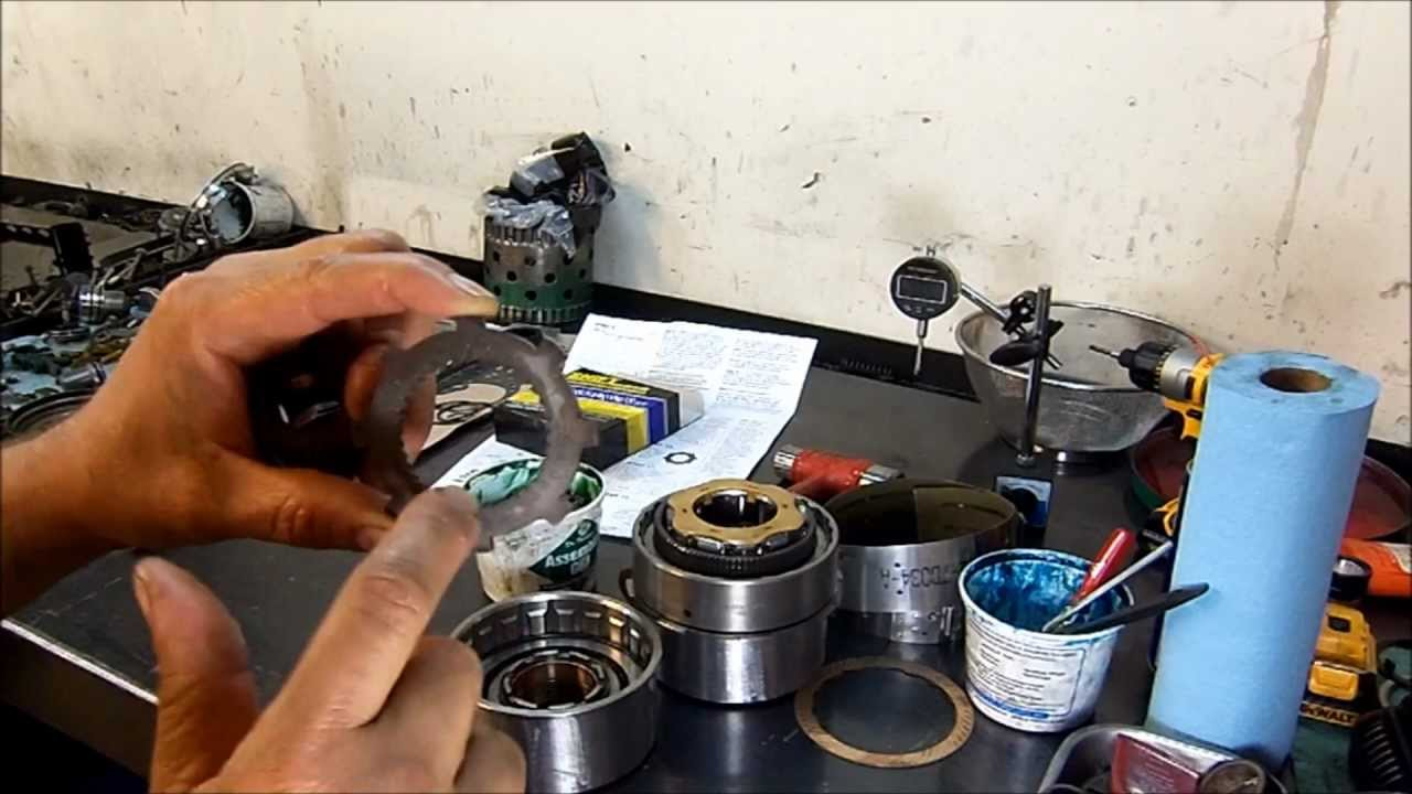small resolution of 5r55s transmission introduction superior kit install transmission repair youtube