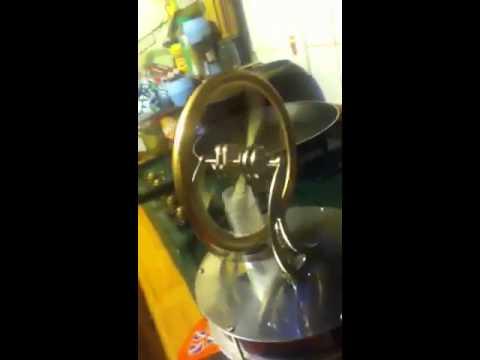 Frozen Turkey Engine!