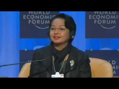 Davos Annual Meeting 2007 - ASEAN's 40 Years - A New Future