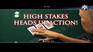 Официальный трейлер World Series of Poker 2008(PC)