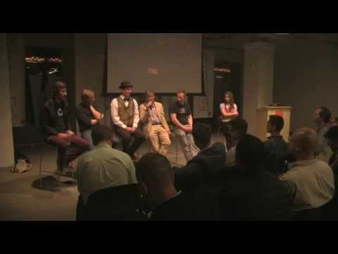 SF Bitcoin Meetup - Security Panel - March 31, 2015 [Live]