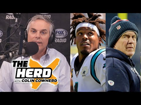 Colin Cowherd - Bill Belichick Wants Nothing To Do With Cam Newton