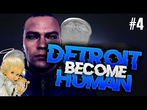 WAAAT! ZE KOMEN WEER TOT LEVEN?! - Detroit: Become Human #4