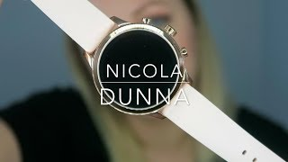 My New Michael Kors Runway Smartwatch | Nicola Dunna