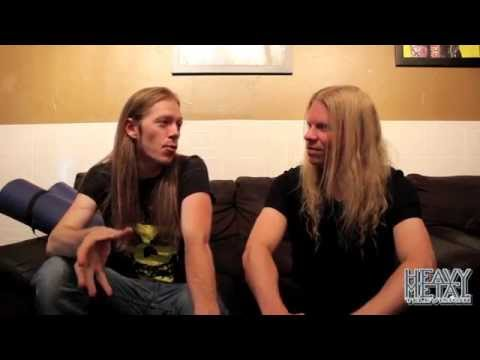 JEFF LOOMIS (ARCH ENEMY & Ex-NEVERMORE) Interview - JAIME' EN FUEGO, Heavy Metal Television