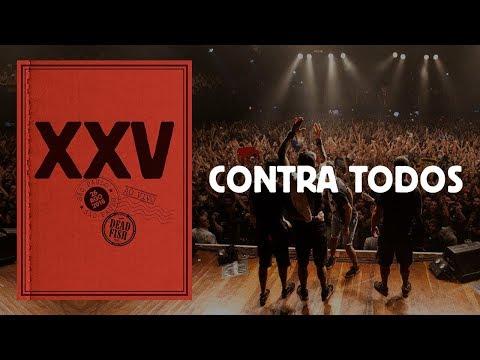 Dead Fish - Contra Todos (XXV Ao Vivo Em SP)