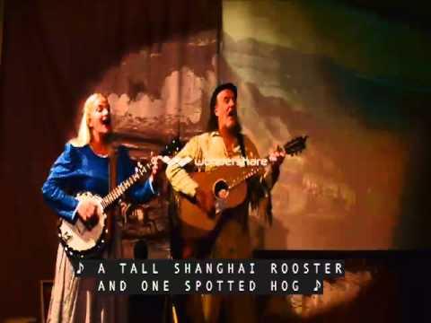Oregon Trail Folk Music Project - Buffalo Bill Boycott