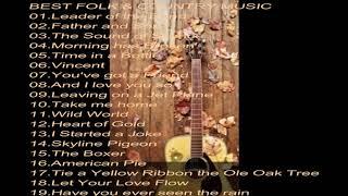 BEST FOLK ROCK & COUNTRY MUSIC/ 1970'S