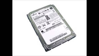661 3907   Laptop Hard Drive, Serial ATA 100GB, 7200 rpm
