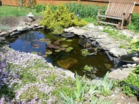 Garden Ponds | Garden Ponds And Waterfalls