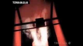 C2G Amplifier in Plenum Burn Test
