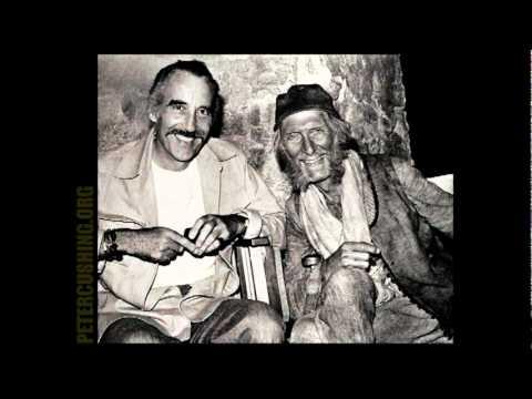 RARE Christopher Lee & Peter Cushing Interview - 1976 PARODY