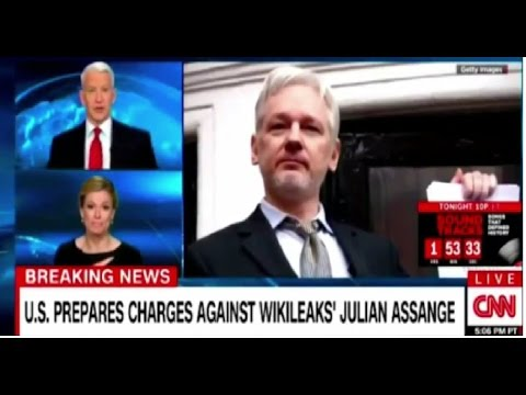 US prepares charges against Wikileaks Julian Assange #breakingnews #WikiLeaks #assangne