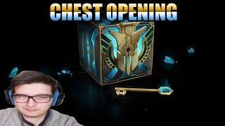 League Of Legends 18 HEXTECH CHEST OPENING ITA