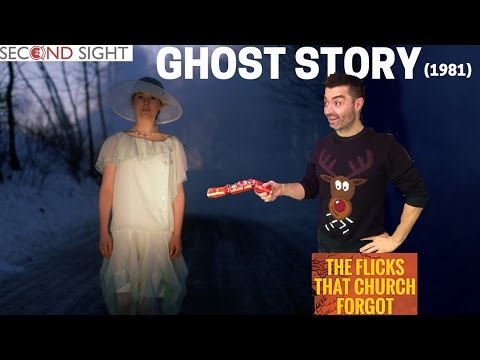 GHOST STORY (1981) Blu Ray Review, Christmas and Ghosts