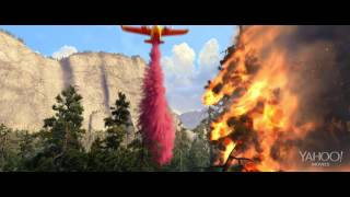 PLANES: FIRE AND RESCUE Official HD Trailer Premiere