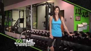 Get Your Summer Body With Gotimetraining - Wichita Personal Training & Lifestyle Transformations