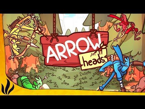 1 ARÈNE | 4 ARCHERS | 1 SURVIVANT ! (Arrow Heads)