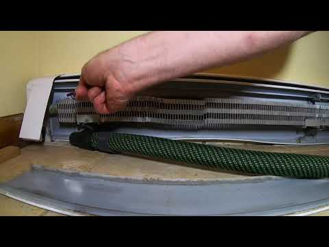 How to remove dust from baseboard heaters  The basics