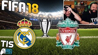 Τελικός Champions League ⚽ Real Madrid -  Liverpool  στο FIFA 18!