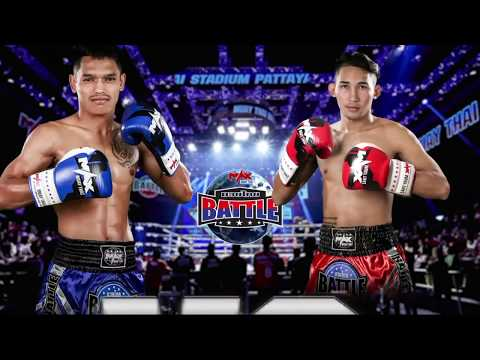 The Global Fight Champion Challenge - วันที่ 03 Jan 2019