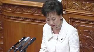 松あきら副代表 代表質問 1/3 1月20日(水)