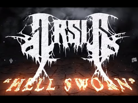 "Arsis debut new song ""Hell Sworn"" off new album Visitant + art/tracklist..!"