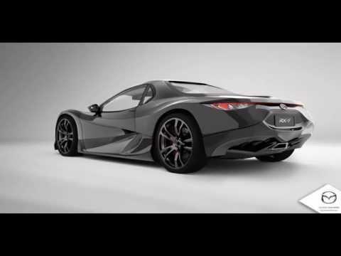 2017 Mazda RX-9 Review
